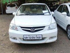 Used Honda City ZX CVT AT car at low price