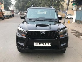2017 Mahindra Scorpio 1.99 S4 MT for sale at low price