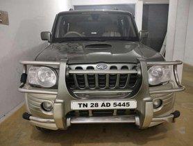 Mahindra Scorpio 2008 VLX MT for sale