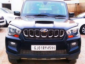 Used 2017 Mahindra Scorpio MT for sale