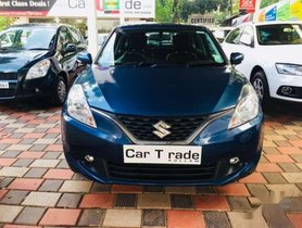 Used Maruti Suzuki Baleno Petrol 2017 AT for sale