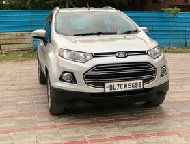 Ford EcoSport 2013-2015 1.5 DV5 MT Titanium Optional for sale