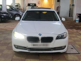 BMW 5 Series 520d Prestige 2011 AT for sale