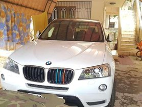 BMW X3 xDrive20d, 2013, Diesel AT for sale