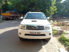 Used 2011 Toyota Fortuner 3.0 Diesel MT for sale