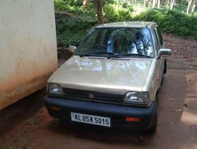 2001 Maruti Suzuki 800 MT for sale at low price