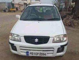 2008 Maruti Suzuki Alto MT for sale at low price