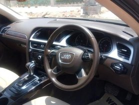 Audi A4 2014-2016 2.0 TDI 177 Bhp Premium Plus AT for ale