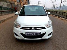 Hyundai i10 Sportz 1.1L 2011 MT for sale