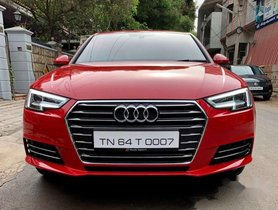 2017 Audi A4 AT for sale