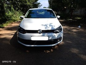 2017 Volkswagen Polo 1.2 MPI Highline MT for sale at low price