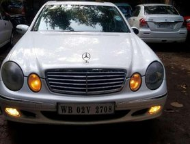 Used 2006 Mercedes Benz E Class AT for sale