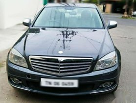 2009 Mercedes Benz C-Class AT for sale