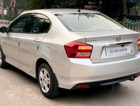 2013 Honda City E MT for sale at low price