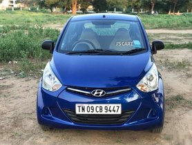 Used Hyundai Eon Era Plus MT car at low price