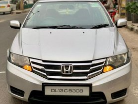 Used Honda City 1.5 E MT car at low price