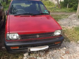 Maruti Suzuki 800 2008 MT for sale