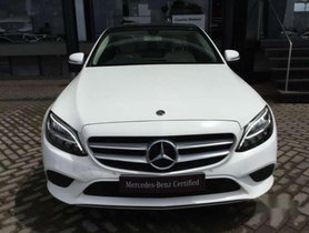 Mercedes Benz C-Class 2019 AT for sale