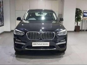 Used 2019 BMW X3 AT for sale