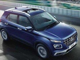 Hyundai Venue Waiting Period Reaches 15 Weeks