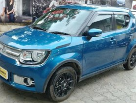 Maruti Suzuki Ignis 2019 AT for sale