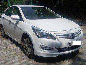 Hyundai Verna 2015-2016 1.6 CRDi AT SX for sale