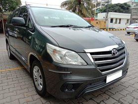 Toyota Innova 2.5 VX (Diesel) 7 Seater BS IV MT for sale