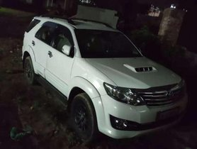 Toyota Fortuner 2016 MT for sale