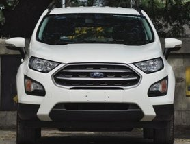 Ford EcoSport 1.5 TDCi Trend Plus MT for sale