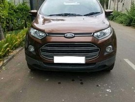 Ford EcoSport 1.5 TDCi Titanium Plus BE 2016 MT for sale