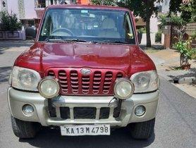 Used Mahindra Scorpio EX 2006 MT for sale