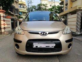 Used Hyundai i10 Magna MT car at low price