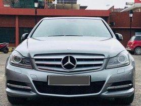 Mercedes-Benz C-Class C 220d Avantgarde Edition C AT for sale