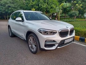 BMW X3 xDrive 20d Luxury Line 2018 AT for sale
