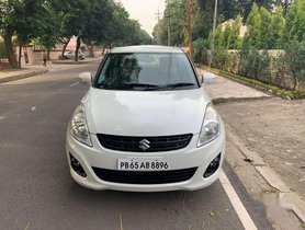Maruti Suzuki Swift Dzire VDi BS-IV, 2015, Diesel MT for sale