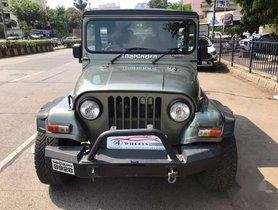 Mahindra Thar CRDe 4x4 AC, 2017, Diesel MT for sale