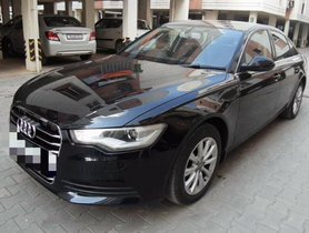 Used 2011 Audi A6 AT 2011-2015 for sale
