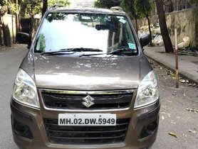 Used Maruti Suzuki Wagon R LXI CNG MT car at low price