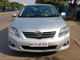 Toyota Corolla Altis 1.8 GL, 2009, Petrol MT for sale