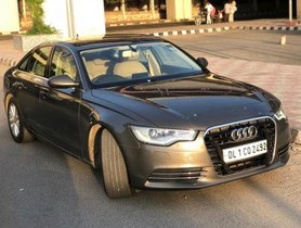 Audi A6 2011-2015 2.0 TDI Technology AT for sale