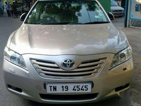 Used Toyota Camry W2 AT car at low price