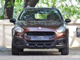 Used Fiat Avventura MT car at low price