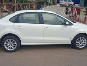2017 Volkswagen Vento AT for sale at low price