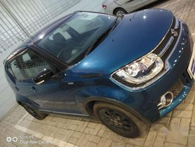 Maruti Suzuki Ignis 1.2 Alpha MT 2017 for sale