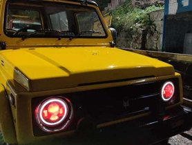 2007 Maruti Suzuki Gypsy MT for sale at low price