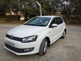 Used Volkswagen Polo 1.2 MPI Highline 2013 MT for sale