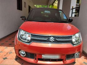 Maruti Suzuki Ignis 1.2 Amt Delta, 2018, Diesel AT for sale