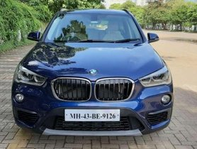 Used BMW X1 sDrive20d Expedition AT 2017 for sale