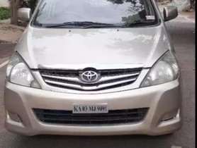 Used Toyota Innova 2.5 GX 7 STR 2008 MT for sale