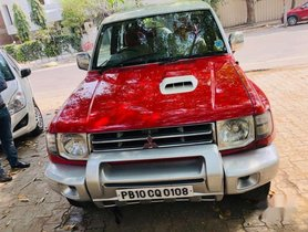 Used 2009 Mitsubishi Pajero MT for sale